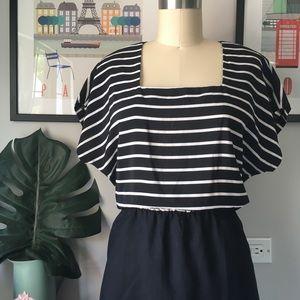 VTG • Square Neck Dress